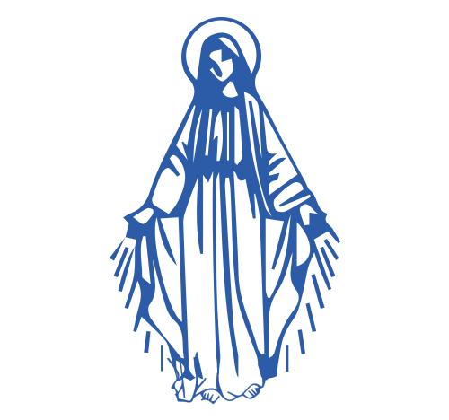 Simbolo Virgen Medalla Milagrosa