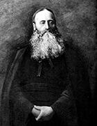 Alphonse ratisbonne retrato