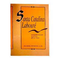 Libro Santa Catalina Laboure. Hija de la Caridad