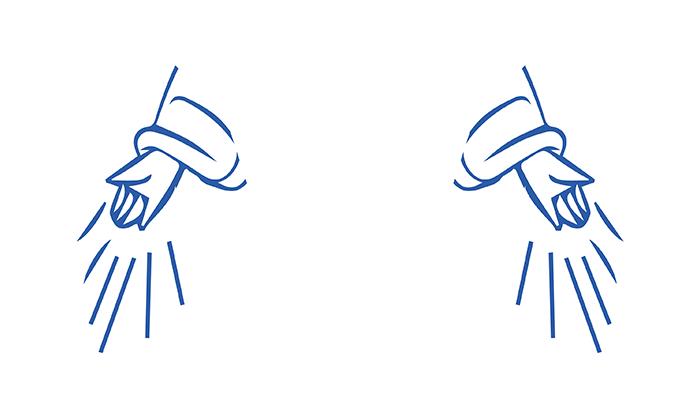 simbolo manos virgen maria medalla milagrosa