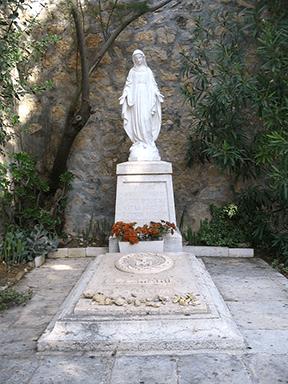 Sepulcro de Alfonso de Ratisbona